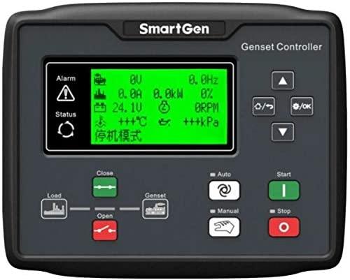 SmartGen HGM6110N Generator controller, Single unit automation + remote signal start/stop