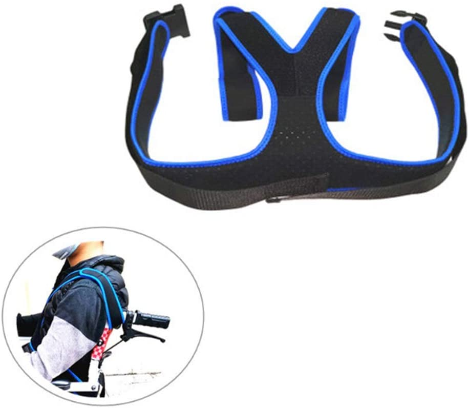 Wheelchair Strap Lap Belt with Loop Closure,Medical Restraints for Disabled, Elderly Wheelchair Drop Resistance Belt