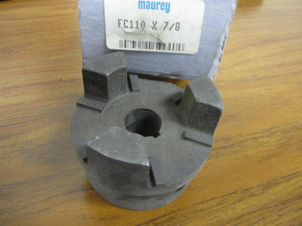 Maurey FC110 X 7/8 Shaft Coupling