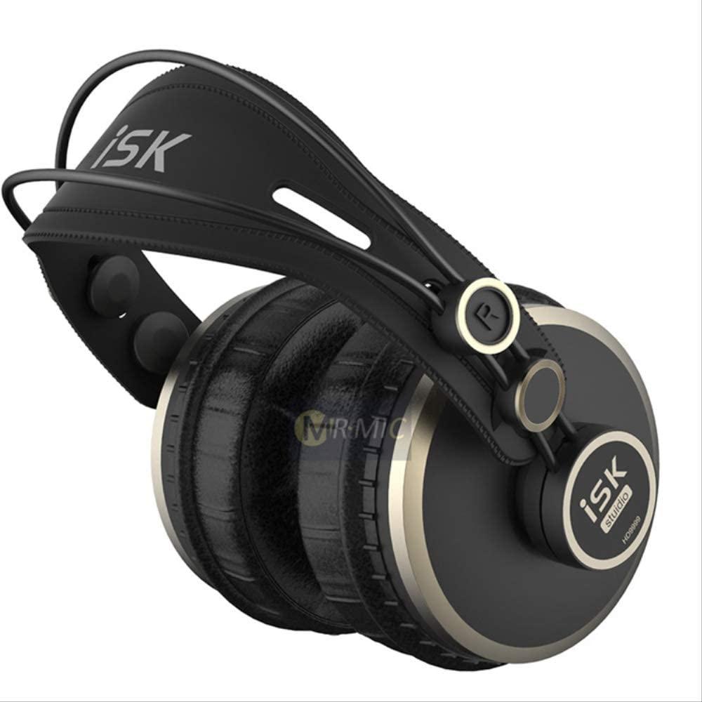 Computer Headset Headphones Professional Computer Studio with Head-Mounted Headphones