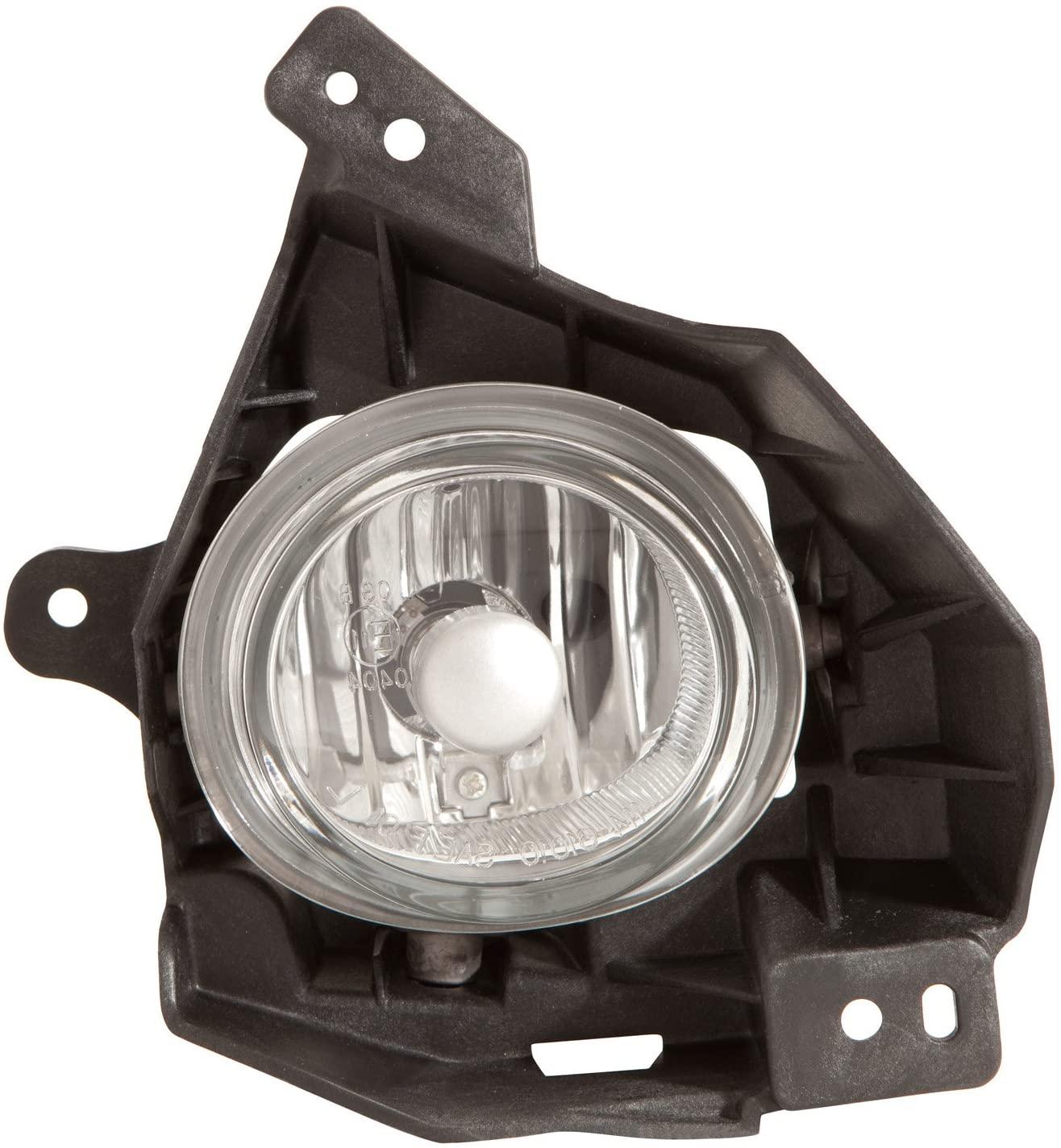 ACK Automotive Mazda 2 Fog Light Assembly Replaces Oem: 92246245 Passenger Side