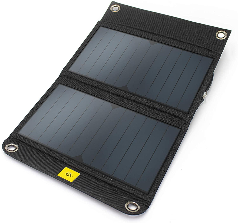 Kestrel 40: 12 WATT Solar + 10,000 mAh Power Bank