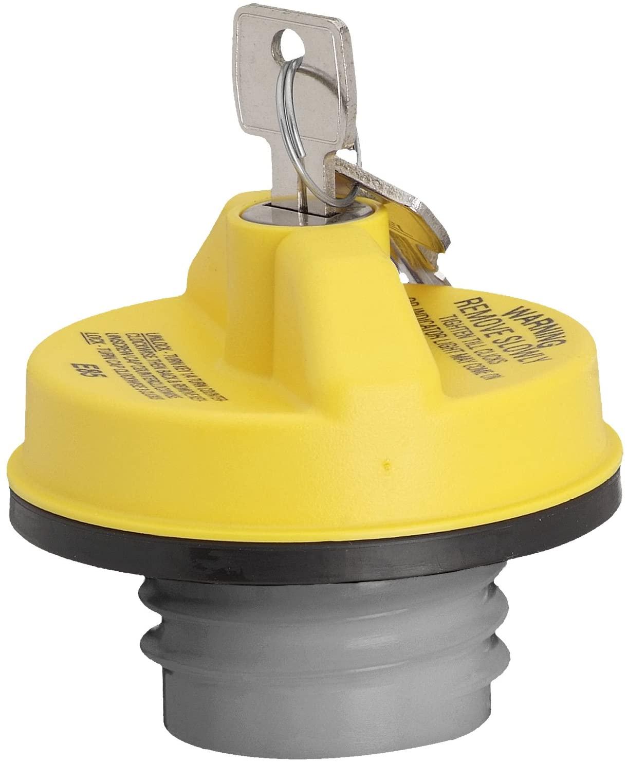 Stant 17504Y Keyed Alike Locking Fuel/Gas Cap, 1 Pack