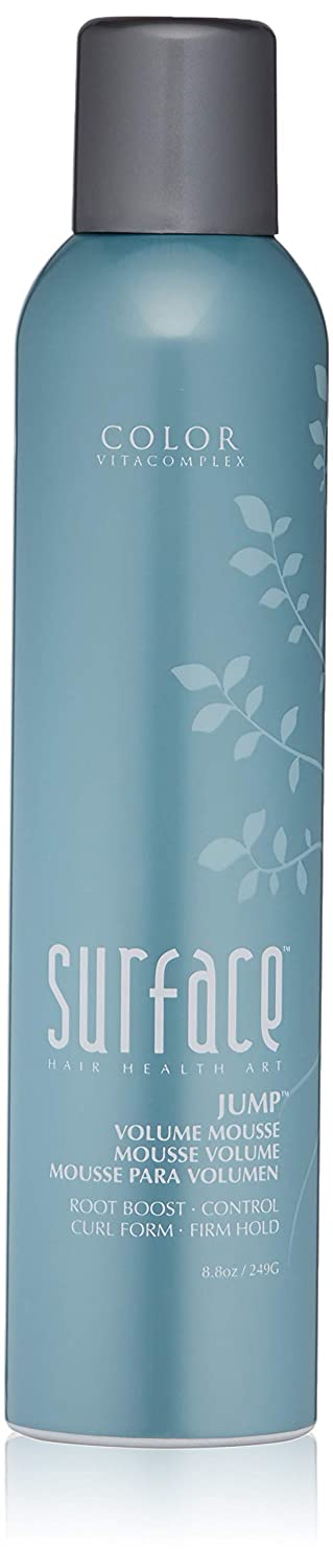 Surface Hair Jump Volume Mousse