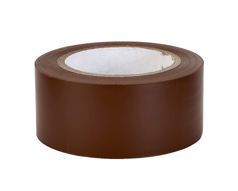 Mutual Industries 17785-81-2000 PVC Vinyl Aisle Marking Tape, 6 mil, 3