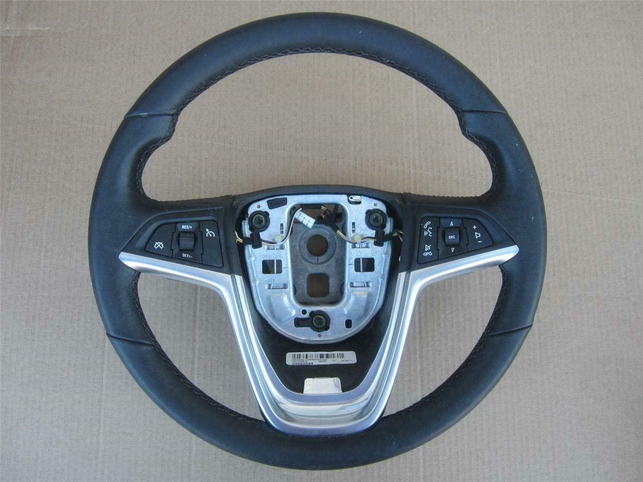 2012 2013 2014 2015 2016 2017 Verano Black Leather Steering Wheel 20920594