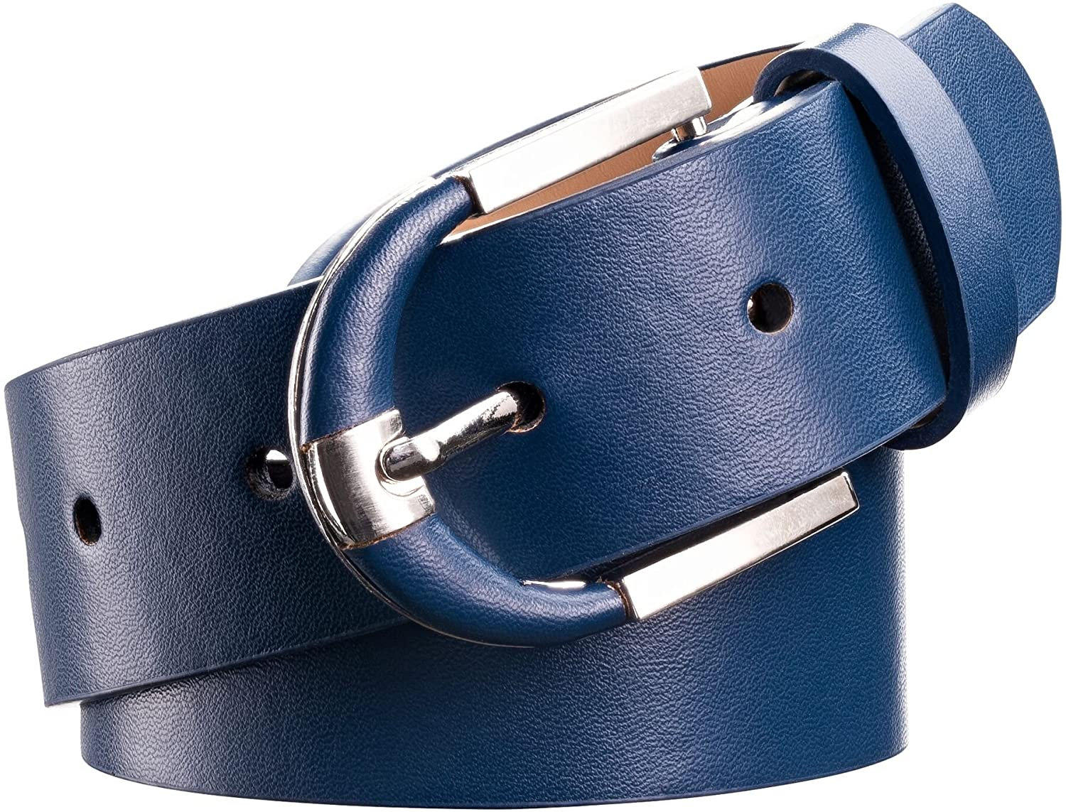 Genuine Leather Stylish Casual Dress Belt For Girls/Boys
