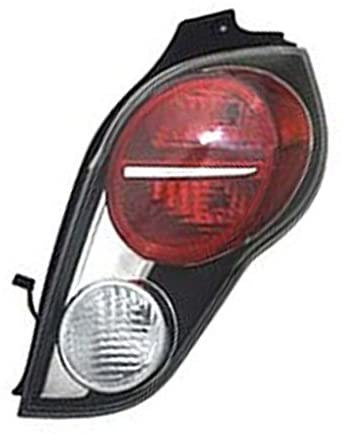 Rareelectrical NEW RIGHT PASSENGER TAIL LIGHT COMPATIBLE WITH CHEVROLET SPARK 2013 2014 GM2801256 95926605
