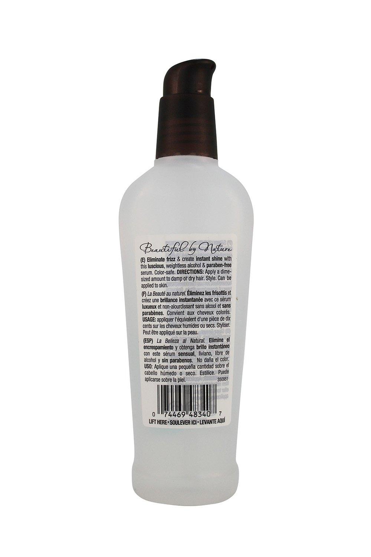 Bain de Terre: Styling Anti-Frizz Shine Serum, 4.2 oz