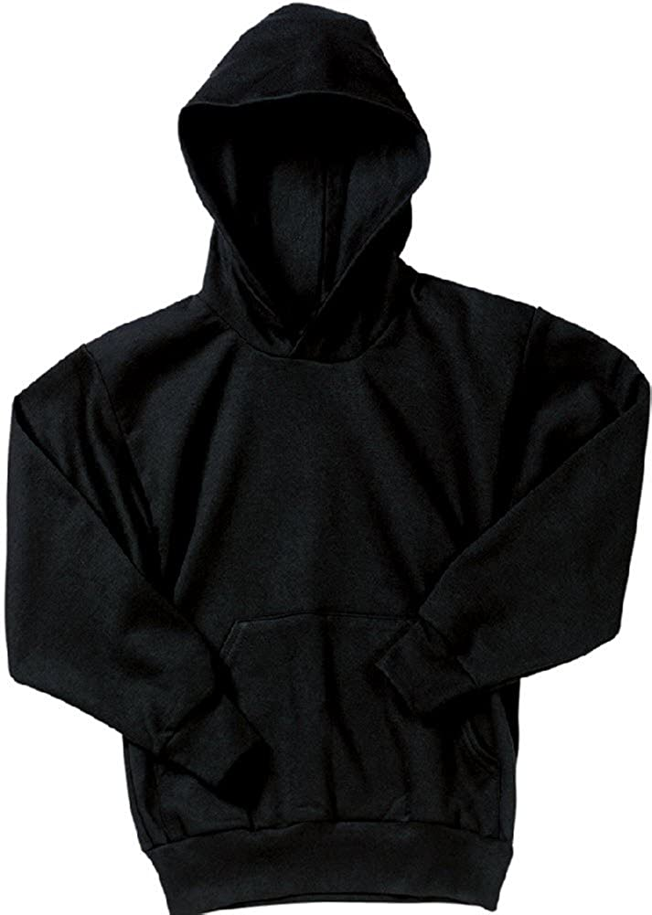 Joe's USA Youth Hoodies - Pullover Hooded Sweatshirts in 24 Colors