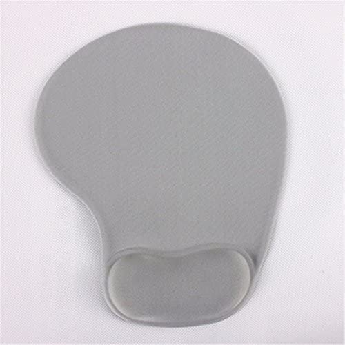 Wrist Mouse Pad creative solid color memory silicone office Mouse hand pillow hand and wrist pad 3d Hand Pad E