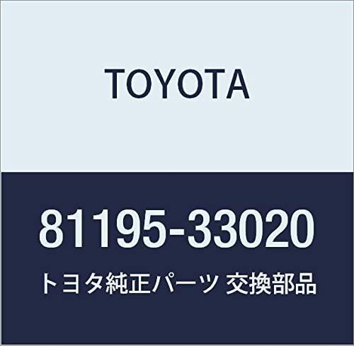 Genuine Toyota 81195-33020 Headlamp Retainer