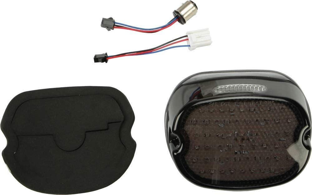 Harddrive 820-0352 Low Profile Led Taillight Smoke