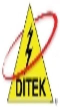 Ditek Voice, Data and Signaling Circuit Modular Surge Protection DTK-2MHLP5BWB