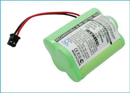 1200mAh Replacement for Uniden SC-180, SC1809, SC200, SC-200, SPORTCAT Battery, P/N BBTY0356001