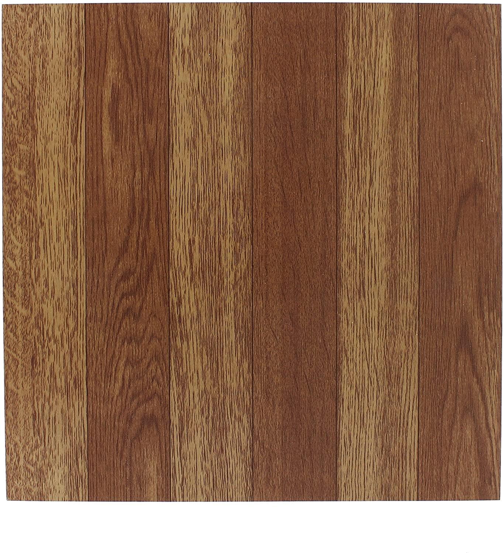 Rivera RT 1708 Red Oak Wood Plank Vinyl Tile, 2