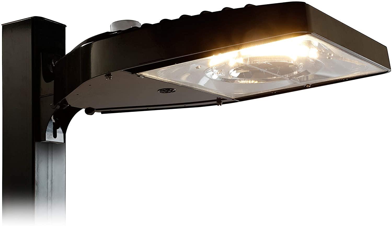 Current, powered by GE EALS030K4AF740NDD1DKBZ EALS-03 & EALP-03 LED Area Lighting, Bronze