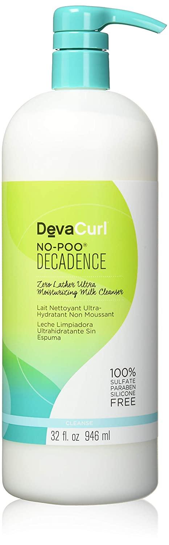 Devacurl No-Poo Decadence Milk Cleanser, 32oz