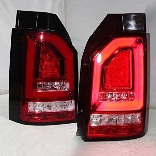 Generic for VW Transporter T6 Caravelle Multivan LED rear light Red White SN