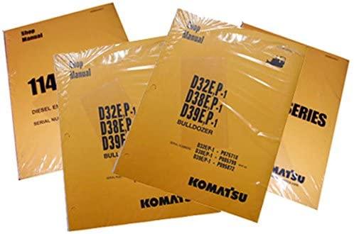 Komatsu Wheel Loader WA120-3L, WA120L-3 Workshop Repair Service Manual Book - Manufacturer Part Number - MPN #