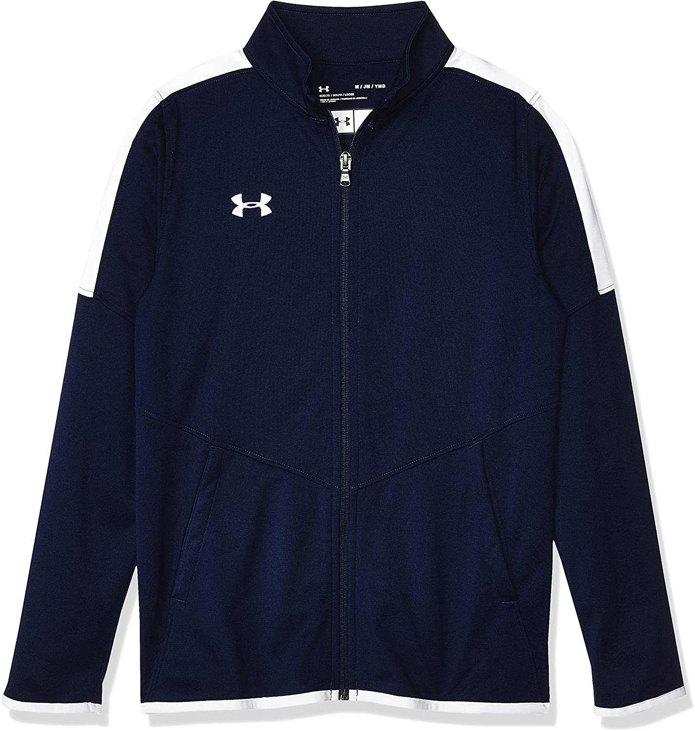 Under Armour UA Rival Knit Youth X-Large Midnight Navy