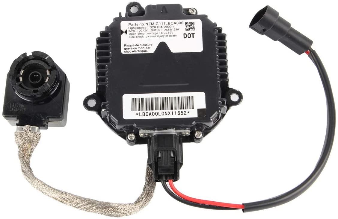 AUTOKAY Xenon HID Headlight Ballast Igniter for Nissan 350Z 370Z Altima GT-R Maxima