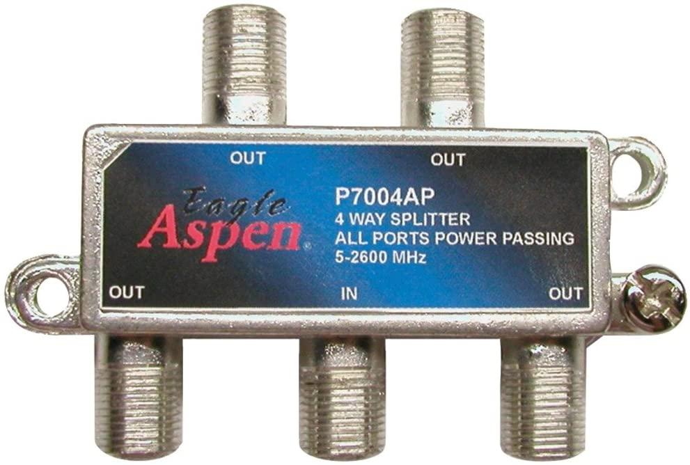 Eagle Aspen 500312 4-Way Splitter