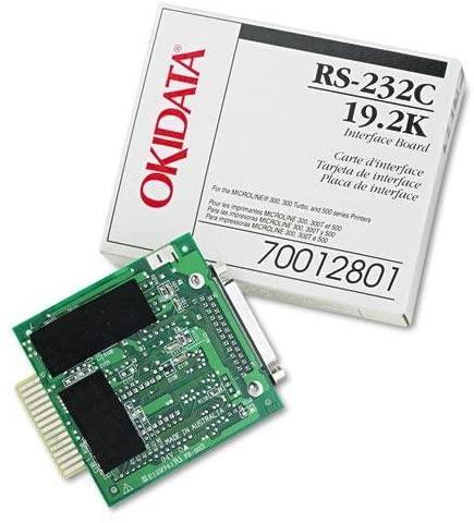 Okidata 70012801 Internal RS-232C Interface Microline ML-320/321/520/521/590/591