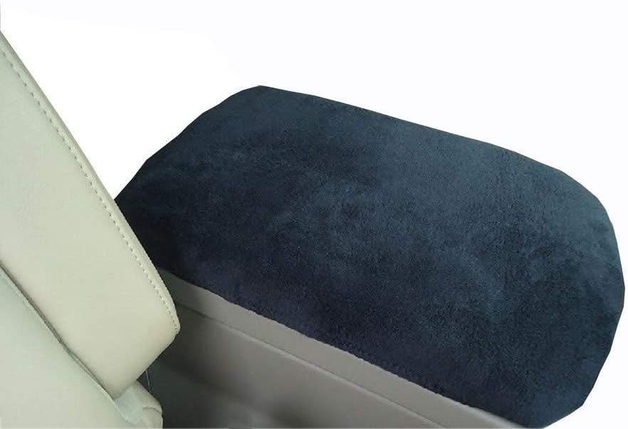 Car Console Covers Plus Fits Acura TL Luxury Vehicle 2004-2012 Fleece Center Armrest Cover for Center Console Lid Made in USA