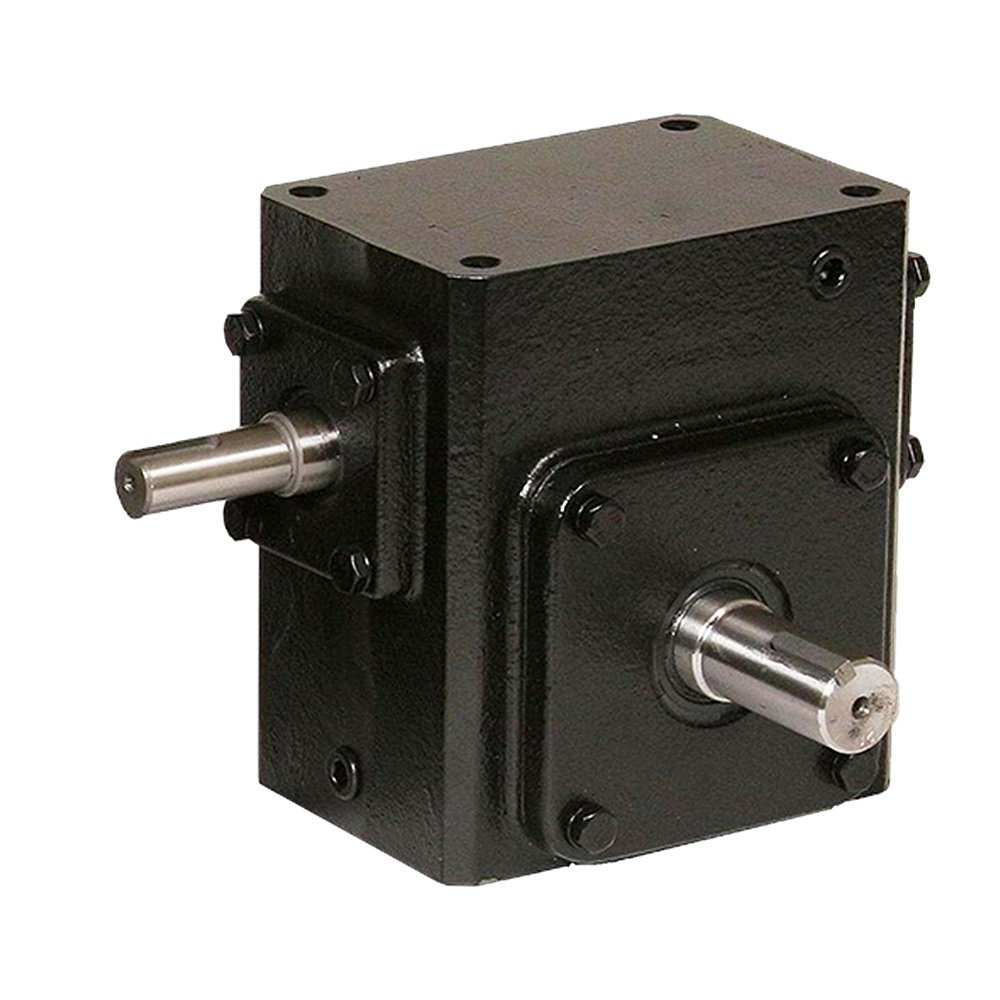 Worldwide Electric HdRS325-30/1-L Worm Gear Reducers Shaft Input, Shaft Output, 30:1 Ratio, 58 Output RPM, 56/145T NEMA Frame, 3.25