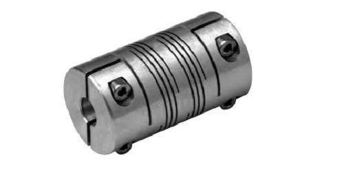 Lovejoy ADB6 68514476849 Double Beam Coupling, Aluminum, Inch, 1/2