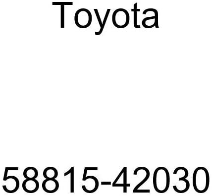 TOYOTA 58815-42030 Console Box Carpet