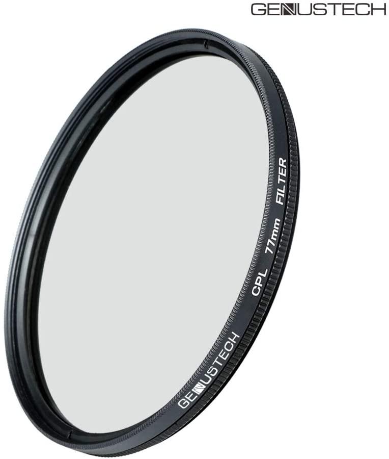Genustech Circular Polarizing (CPL) Filter 77mm