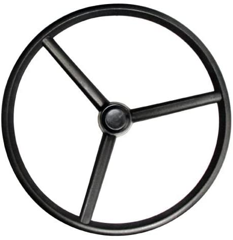 Total Power Parts New 1104-4900 Steering Wheel Replacement For Ford New Holland Tractor - 83909785 D6Nn3600B