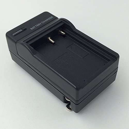 HZQDLN Portable AC Battery Charger AC-VF10 AC-VQ11 BC-TRS DC-VQ11 for Sony Hi8 CCD-CR1 Camcorder