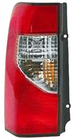 Rareelectrical NEW LEFT DRIVER SIDE TAIL LIGHT COMPATIBLE WITH NISSAN XTERRA 2001-2003 NI2800157 26555-7Z825 265557Z825