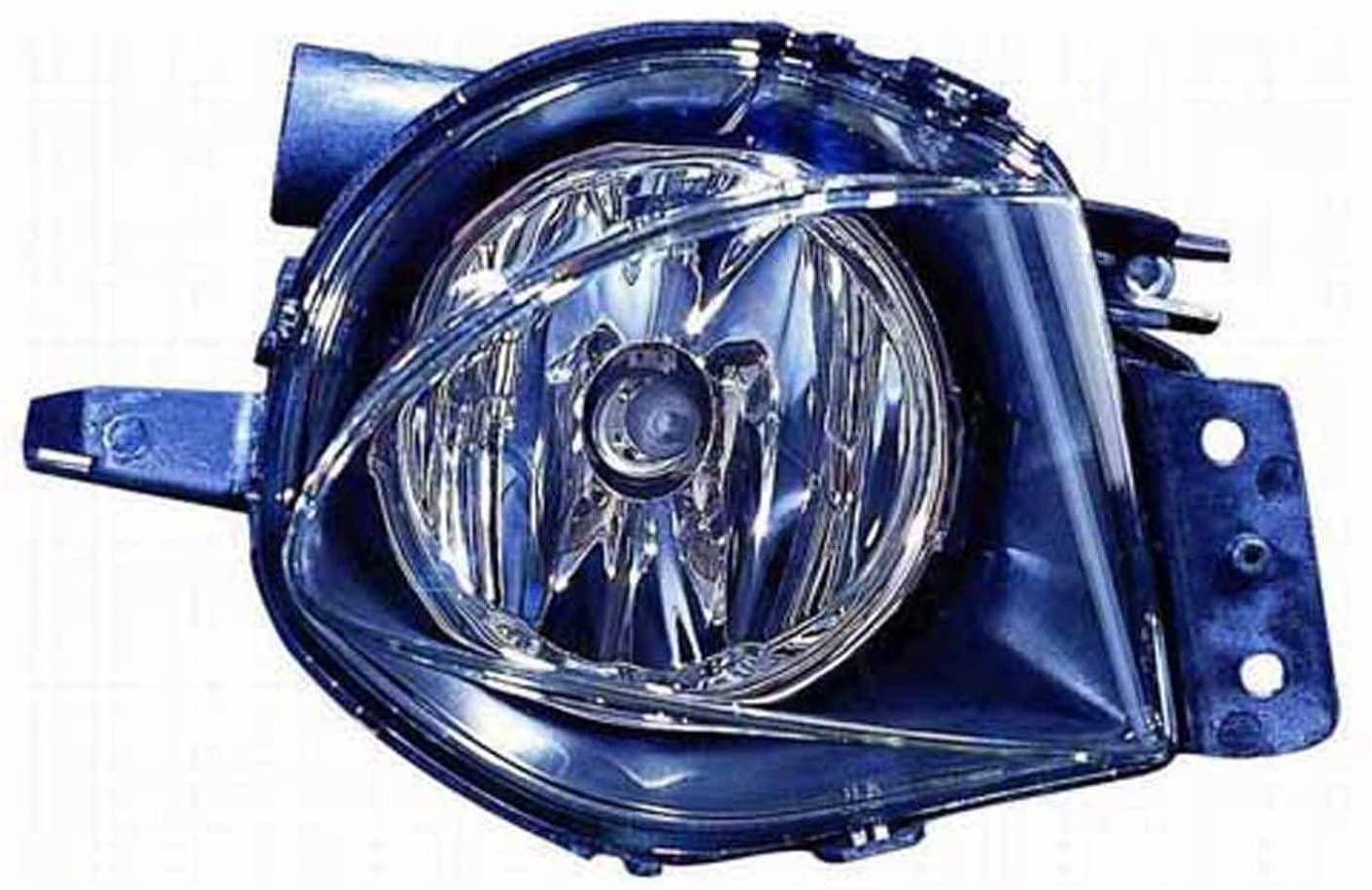 ACK Automotive BMW 3 Fog Light Assembly Replaces Oem: 63 17 6 948 374 Passenger Side