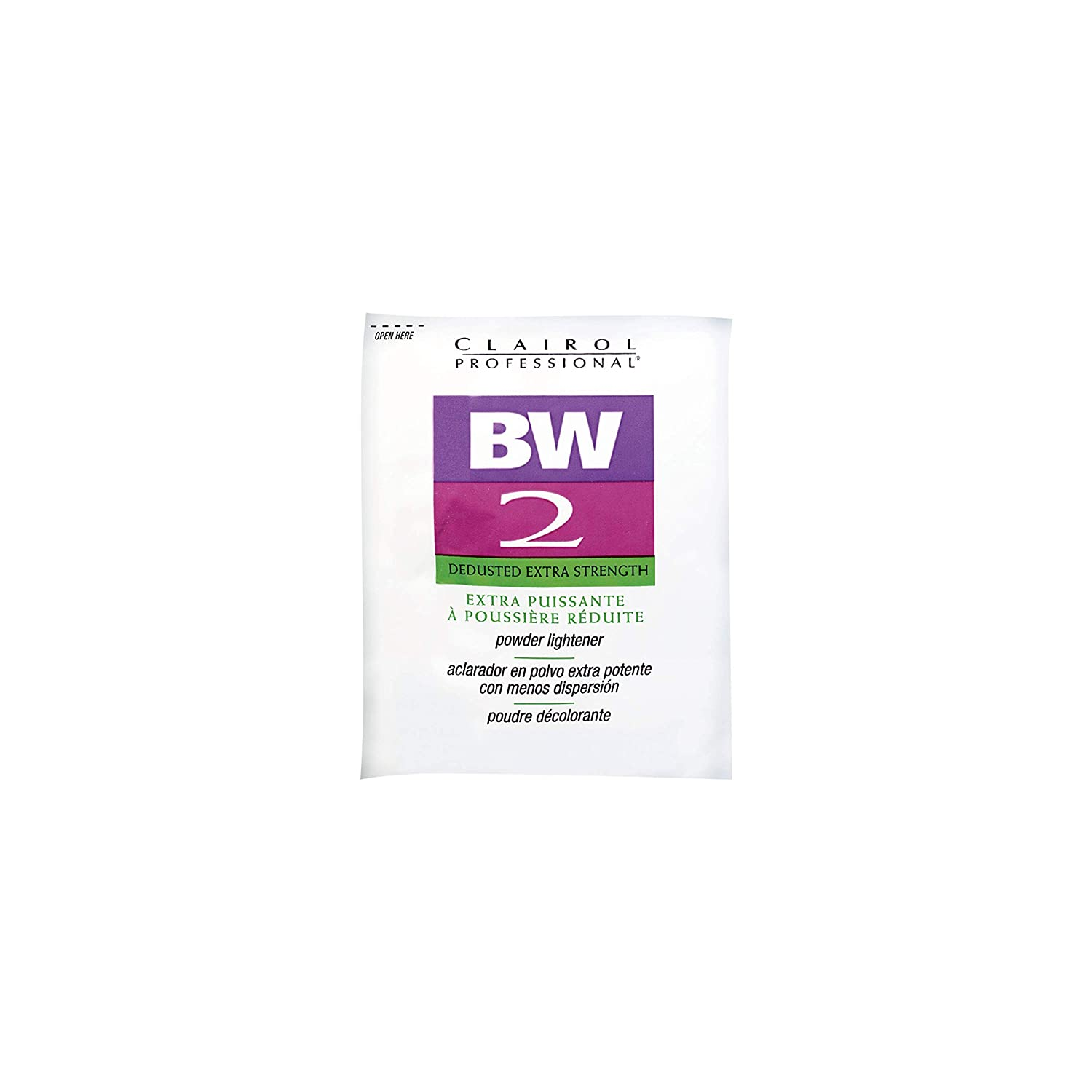 Clairol Professional BW2 Lightener for Hair Coloring, 1 oz