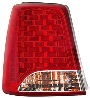 Rareelectrical NEW OUTER LEFT TAIL LIGHT COMPATIBLE WITH KIA SORENTO 2011 2012 2013 92401 1U000 KI2804103 924011U000 92401-1U000