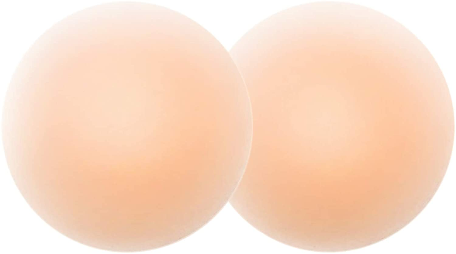 Nippleless Covers,Nipple covers for women Invisible Silicone Breast Pasties