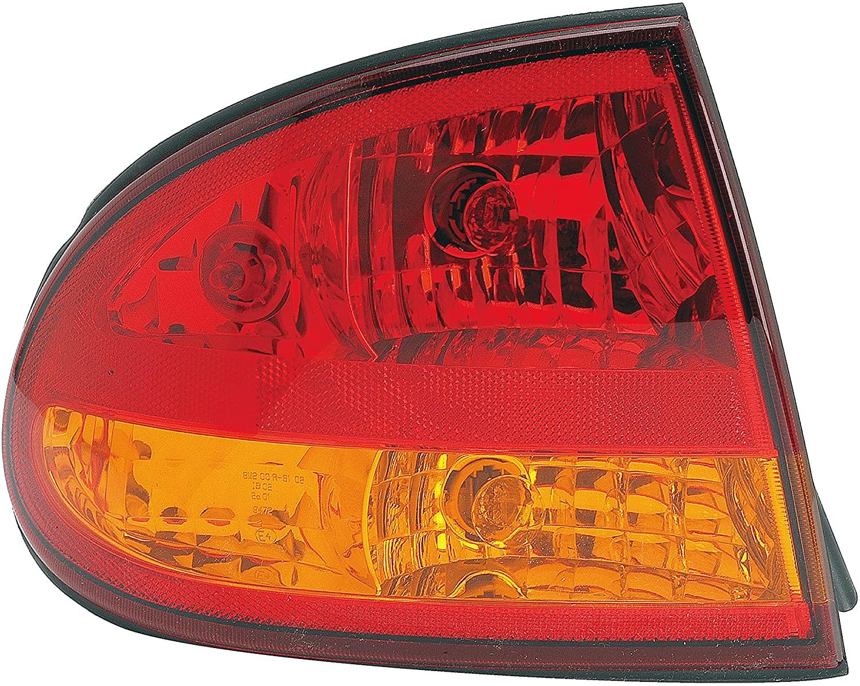 Dorman 1610138 Driver Side Tail Light Assembly for Select Oldsmobile Models