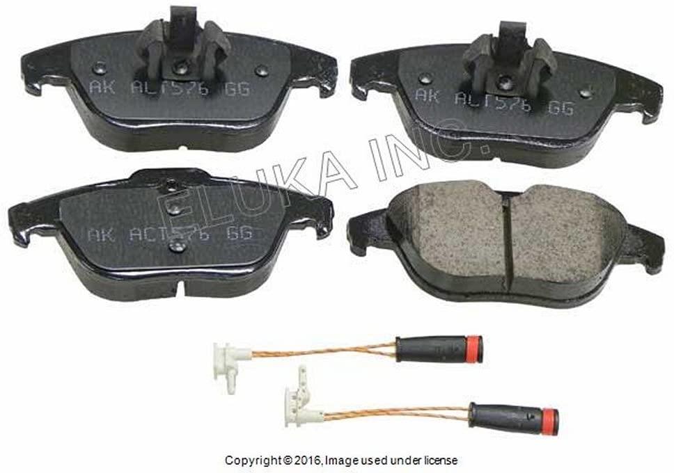 Mercedes-Benz Rear Brake Pad Pads Set E550 E350 C350 C300 C250