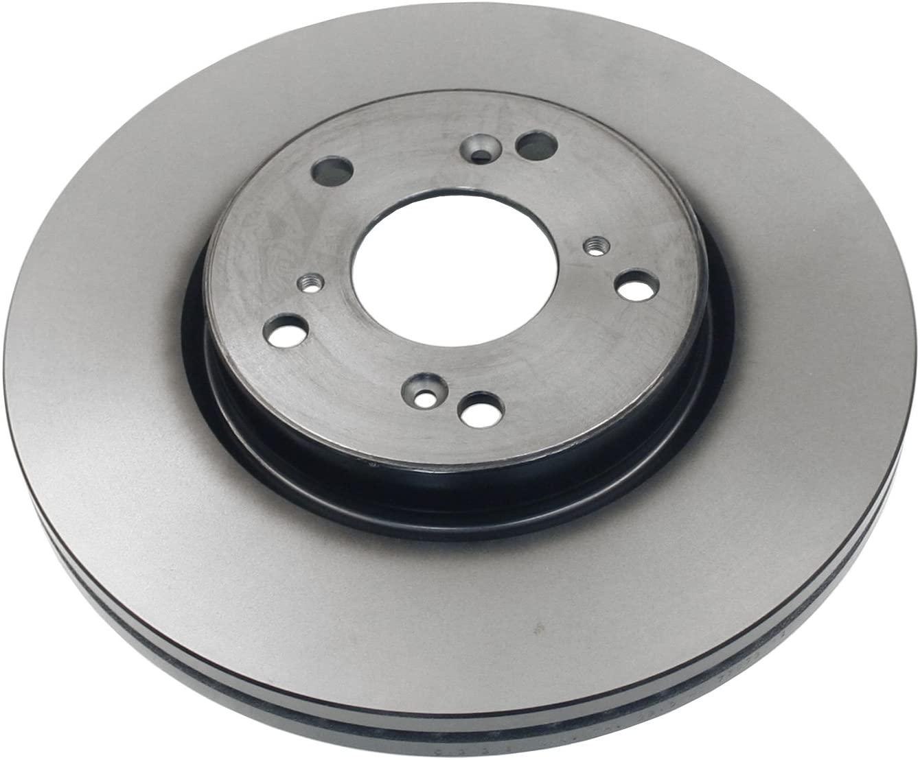 BECKARNLEY 083-3661 Premium Brake Disc, 1 Pack