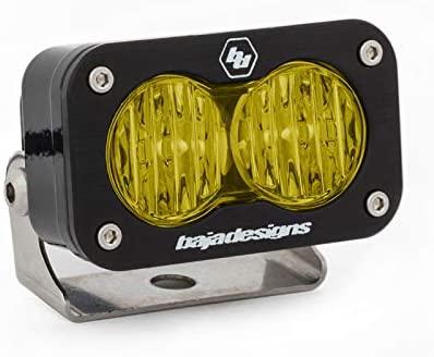 Baja Designs 480015 LED Light (Wide Cornering Pattern Amber S2 Pro)