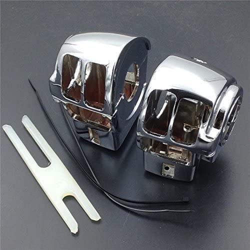 Motorcycle Switch Housing Cover For Harley Road Electra Glide Flhtc Flht Flhx Custom Fltrx