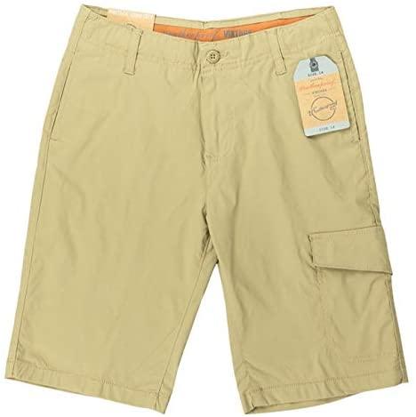 Weatherproof Vintage Cargo Shorts Boys Khaki