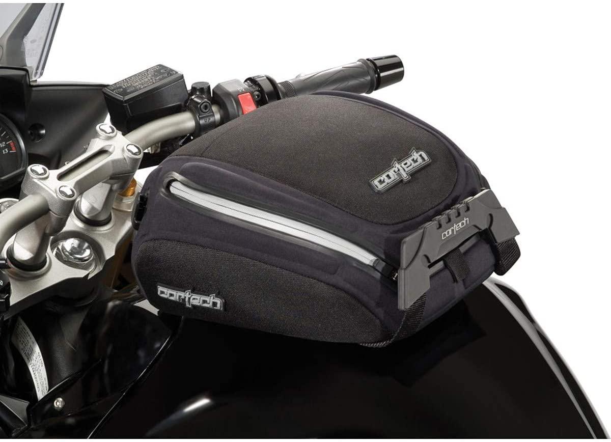 Cortech 8235-2305-04 Black Small C/T Dryver Tank Bag