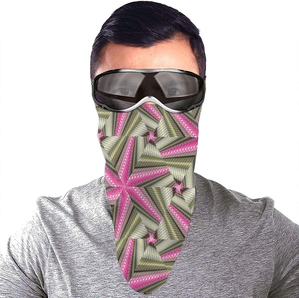Adjustable Balaclava face mask Halloween mask Bandana Head Scarf for Men Women