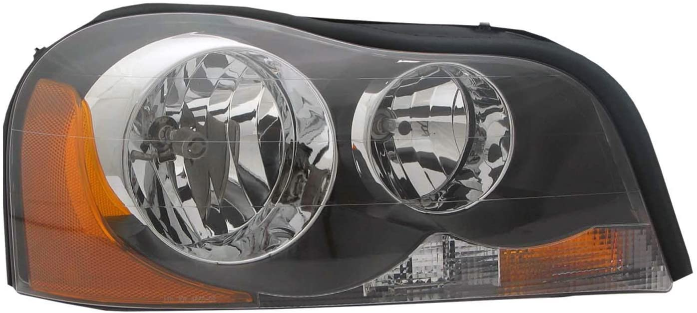 For Volvo XC90 2003-2014 Headlight Assembly Halogen Passenger Side (DOT Certified) VO2503112N