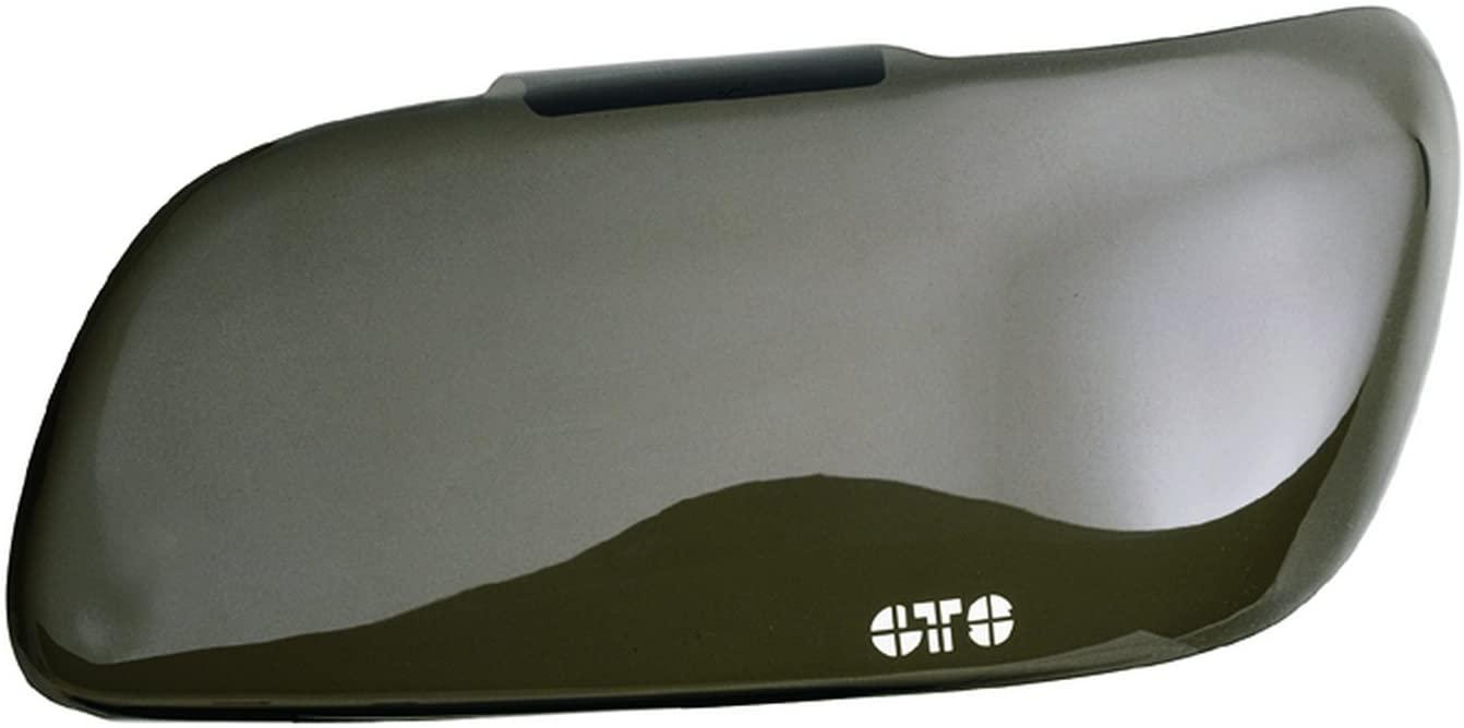 GT Styling GT0515S Headlight Covers Smoke 2 pc. Headlight Covers